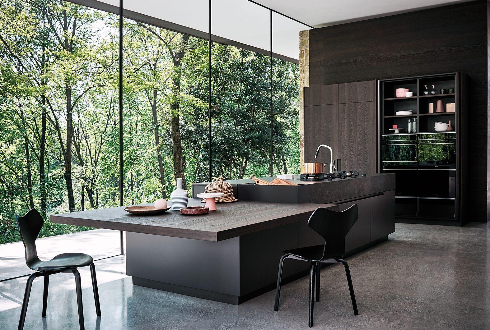 Cesar Maxima 2 2 Modern Kitchen Cesar Nyc Kitchens Modern Design Italian Kitchen Cabinets Elegant Kitchens Modern Kitchen Design