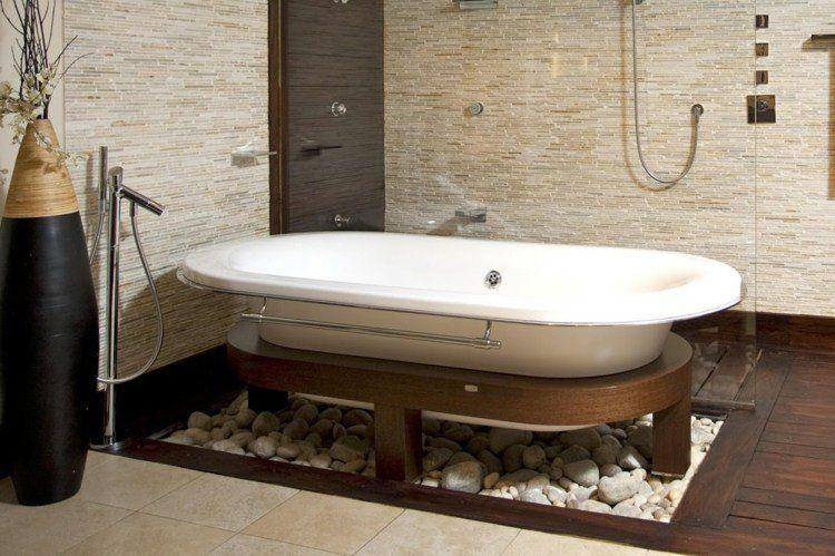 Couleur salle de bain en 55 idées de carrelage et décoration - percer carrelage salle de bain