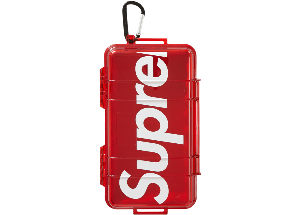 Supreme Pelican 1060 Case Red in 2020 Supreme logo