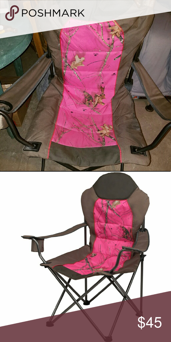 Mossy oak lounge chair Mossy oak pink camo fold up lounge