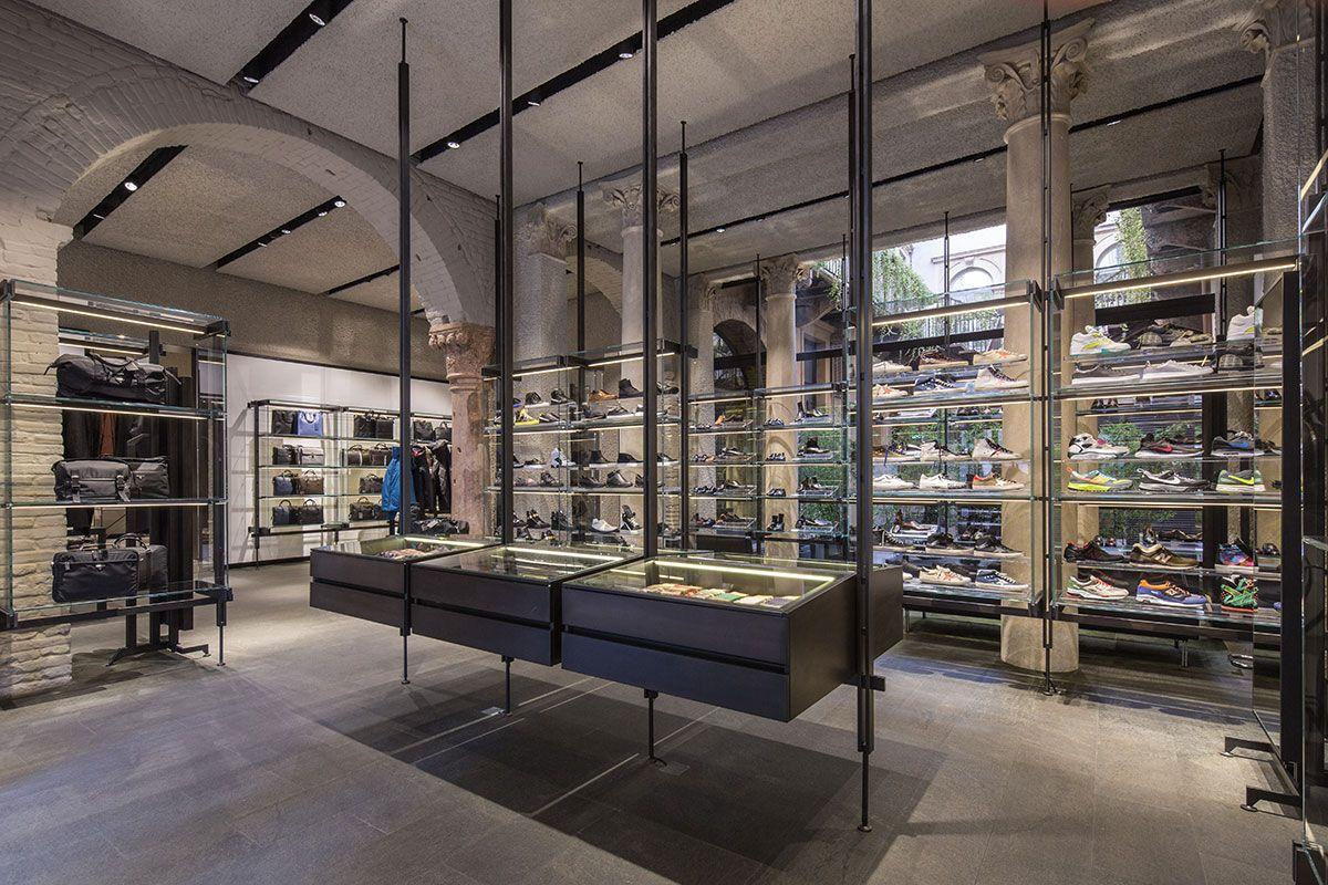 Folli Follie Verona Uomo Store #fashion #man | Interior
