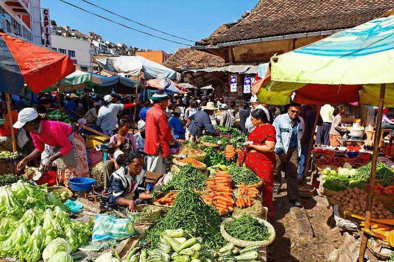 Analakely | Office Régional du Tourisme à Antananarivo
