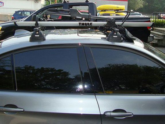 Bmw 3 Series Roof Rack Hitch Bike Ski Snowboard Canoe Kayak Cargo Bmw 3 Series Bike Roof Rack Bmw