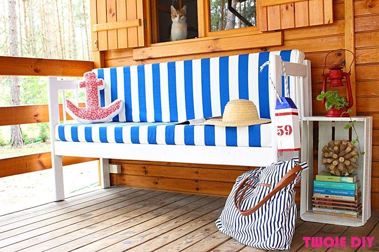 Metamorfoza Lawki Twoje Diy Decor Outdoor Decor Home Decor