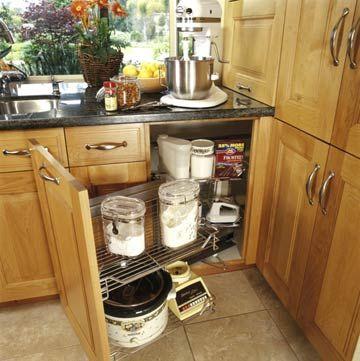 piccolo lavelli angolari : ... Armadietti Angolari, Credenza Angolo Cottura e Piastrelle Cucina