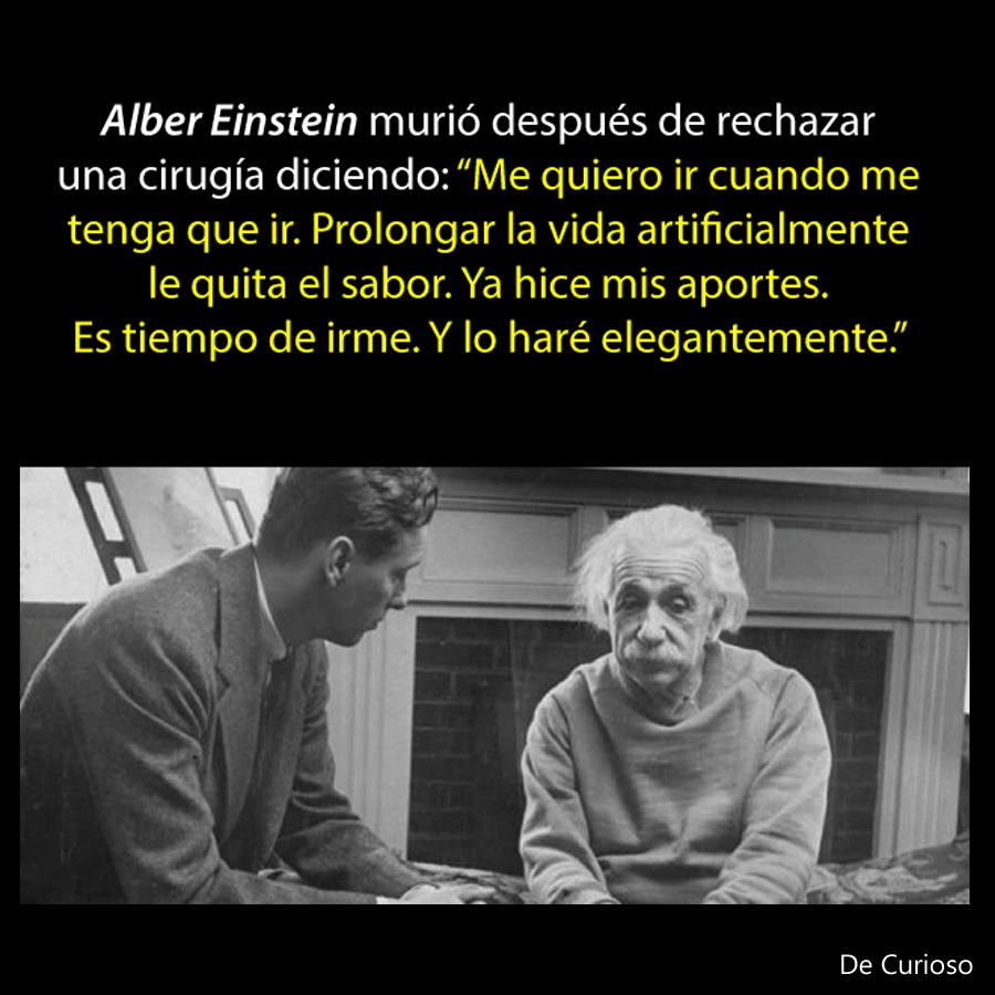 Pin De Jimeneznubia En Destacados Citas De Einstein Sabias Que Datos Curiosos Frases Sabias