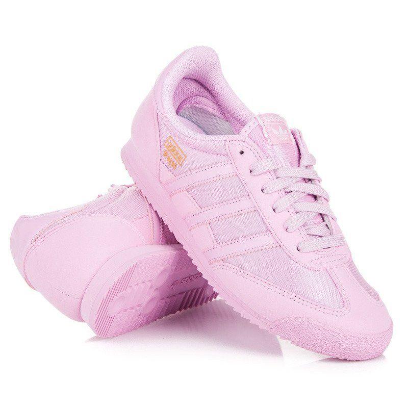 Adidas Dragon Og J Bz0104 Rozowe Adidas Dragon Adidas Shoes Women Pink Adidas
