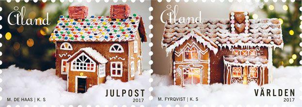 Christmas 2017 - Gingerbread house - Aland