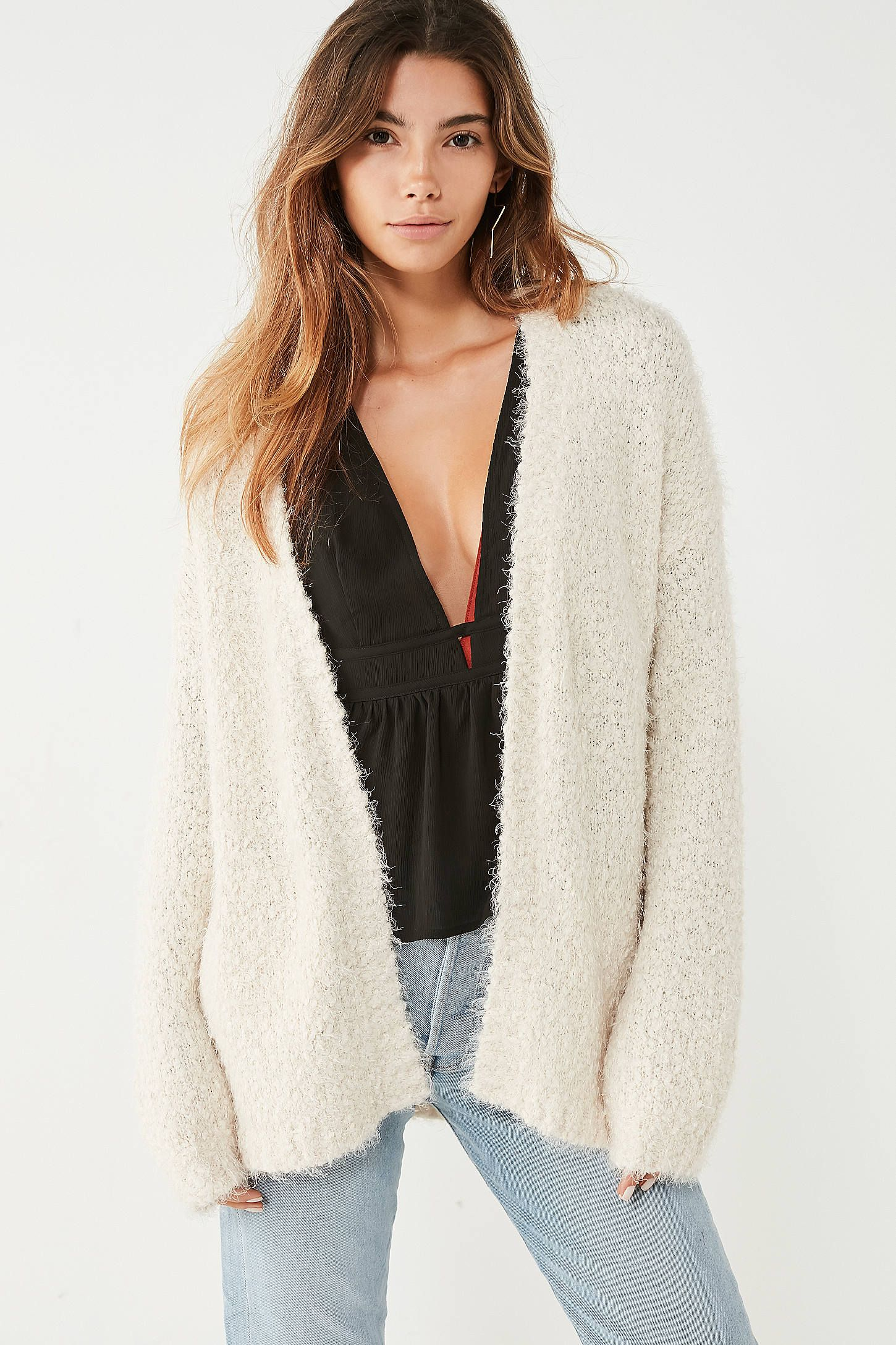 Ecote Elena Fluffy Cardigan | Latest styles, Urban outfitters and ...