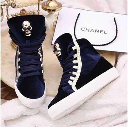 Bilekli Spor Ayakkabi Modelleri Sneakers Me Too Shoes Chanel Sneakers