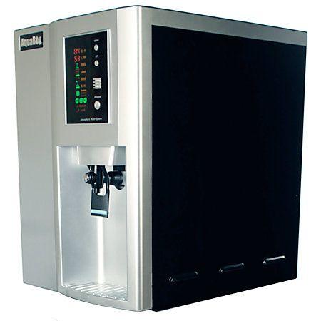 Aquaboy Atmospheric Water Generator Gray By Office Depot Officemax Atmospheric Water Generator Water Generator Water From Air