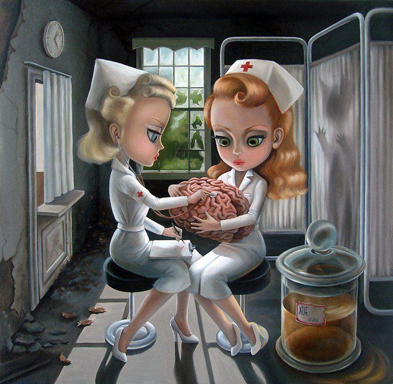 Ромашка, картинки смешные для сестры