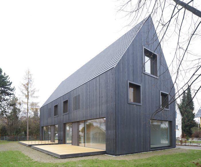 Doppelhaus Langenargen in 2020 Haus, Architektur, Neue