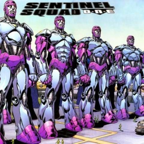 Sentinel Squad O*N*E screenshots, images and pictures - Comic Vine