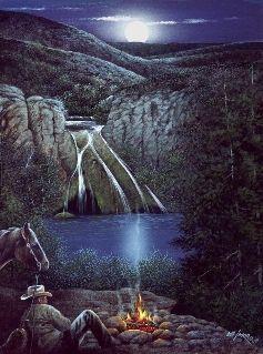 """""""Night Falls"""" by Bill Jaxon"""