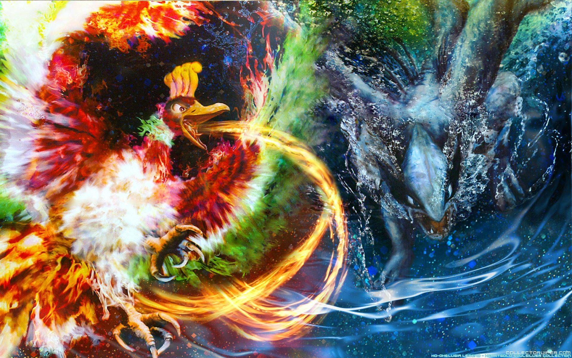 Elemental Fight Cartoon Wallpaper Hd Hd Pokemon Wallpapers