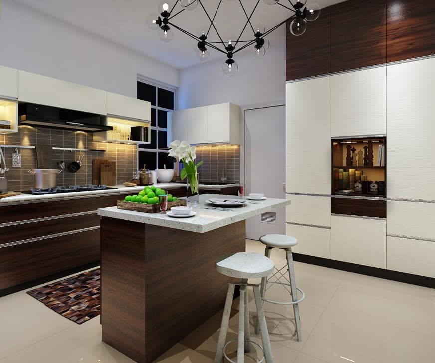 Modular Kitchen Designers in Bangalore   Magnon Interiors ...