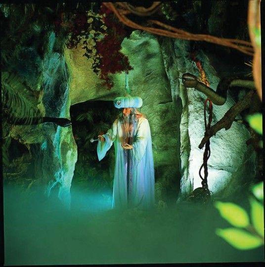 Fata Morgana | Sprookjes Bestaan betoverd door Efteling ...