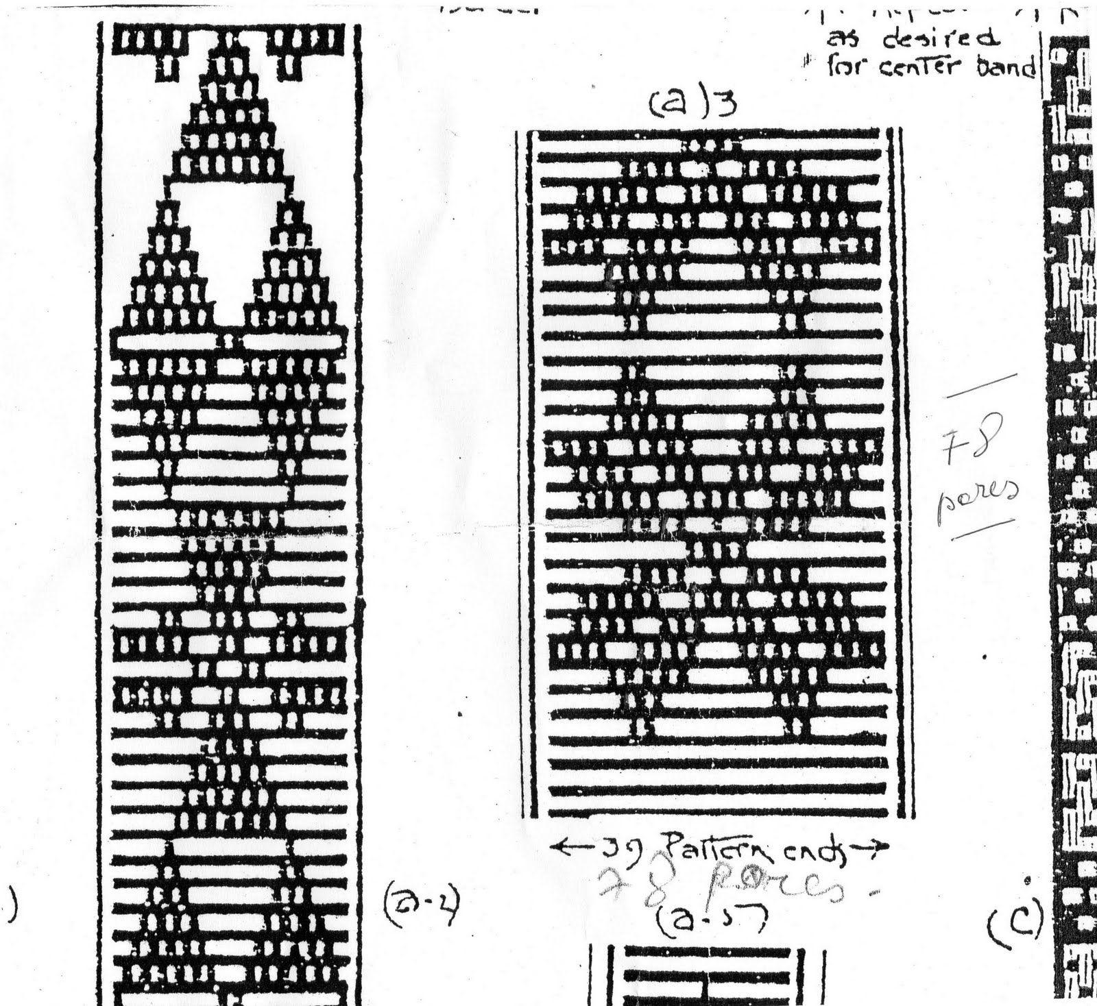 Resultado de imagen para diseños para tejer en telar mapuche ...