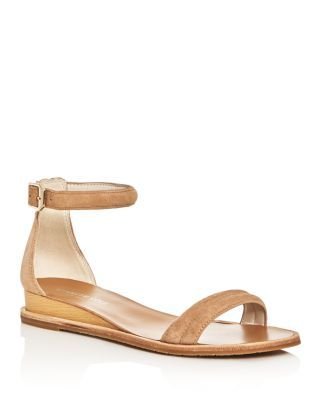 3df03b4dbb7 Kenneth Cole Jenna Ankle Strap Demi Wedge Sandals