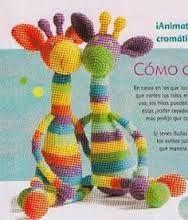 amigurumi giraffe pattern free - Sök på Google