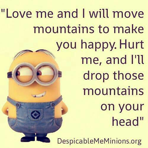 Minion Quotes and other stuff!!! - Quote # 28