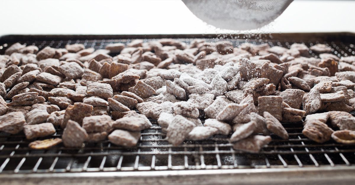 How to Make Puppy Chow for Humans Chex mix recipes