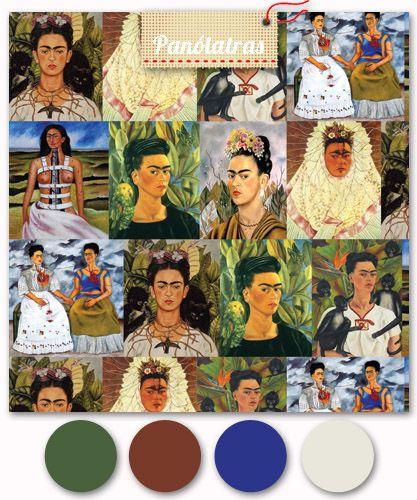 Frida - Ilustração para o Panólatras