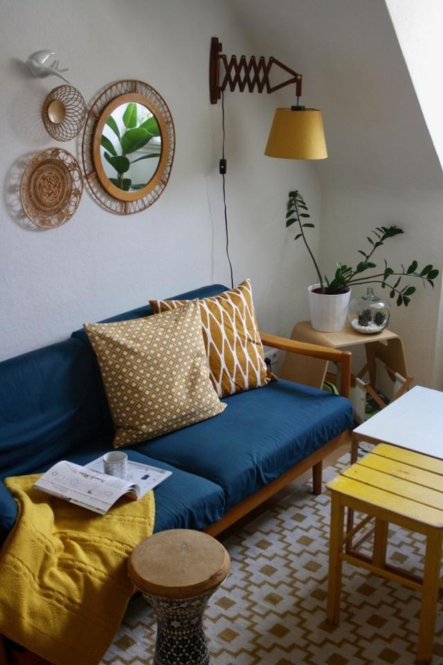 vintage individuell einrichten so geht 39 s wohnen im vintage stil pinterest wohnzimmer. Black Bedroom Furniture Sets. Home Design Ideas