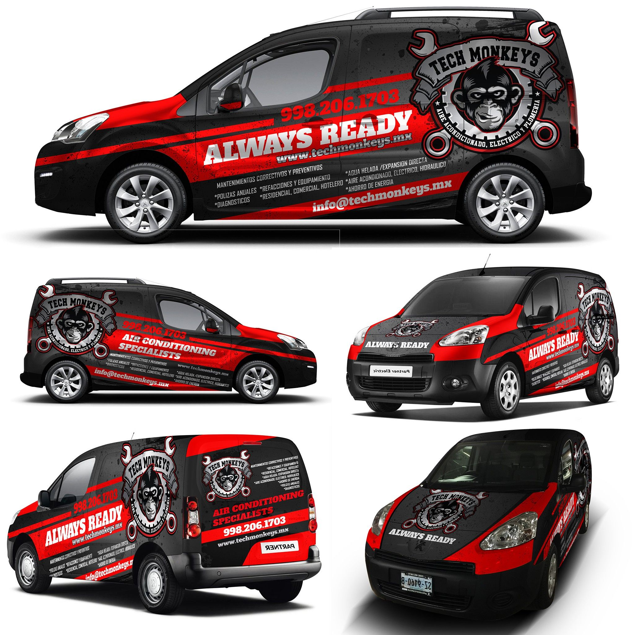 Ford tourneo courier pictures to pin on pinterest - Find This Pin And More On Vehicle Wraps By Jineshpb