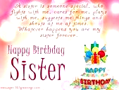 birthday wishes for sister.20 Of the Best Ideas for Birthday Wishes to Sister  birthday wishes for sister.20 Of the Best Ideas for Birthday Wishes to Sister  #birthday #Ideas #Sister #sister20 #wishes #birthdayquotesforboss