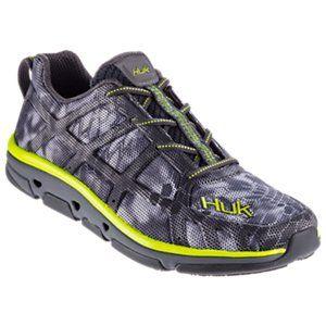 new styles 5057b 58e8e Huk Attack Fishing Shoes for Men - Kryptek Raid - 10.5M