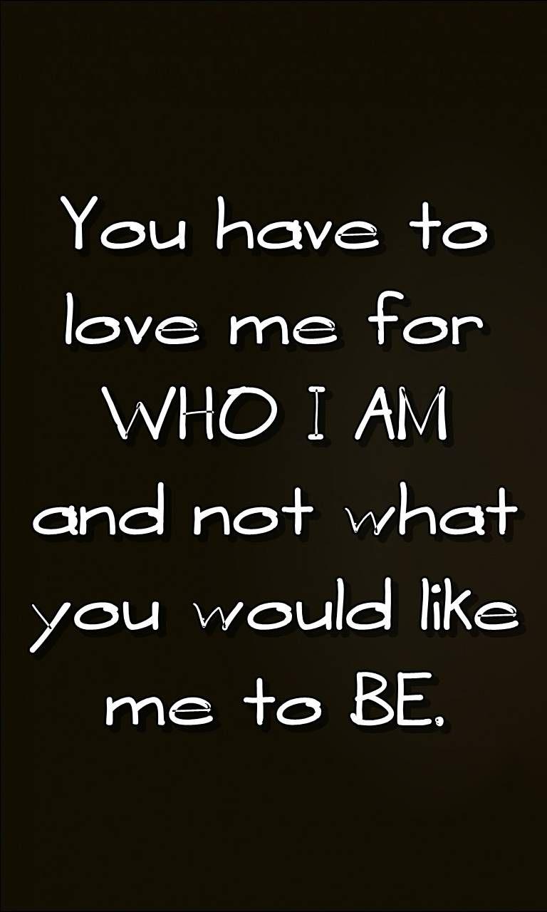 who i am wallpaper by __JULIANNA__ - ebcf - Free on ZEDGE™