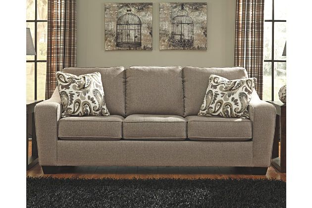 Itu0027s Not Hard To Fall In Love With The Arietta Sofa. Dressed In A Chic