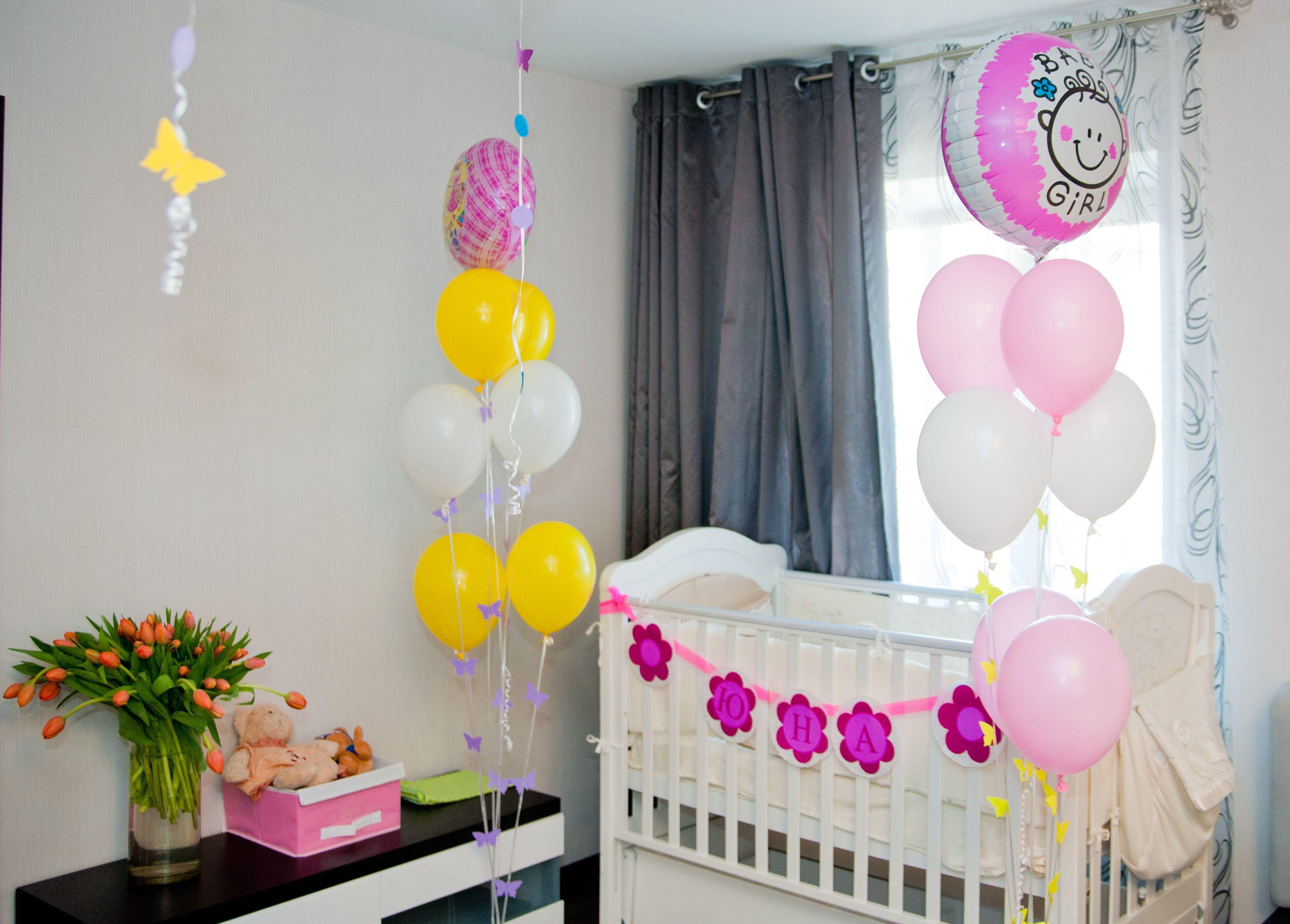 Как украсить комнату на день рождения ребенка 10 год своими руками фото фото 99