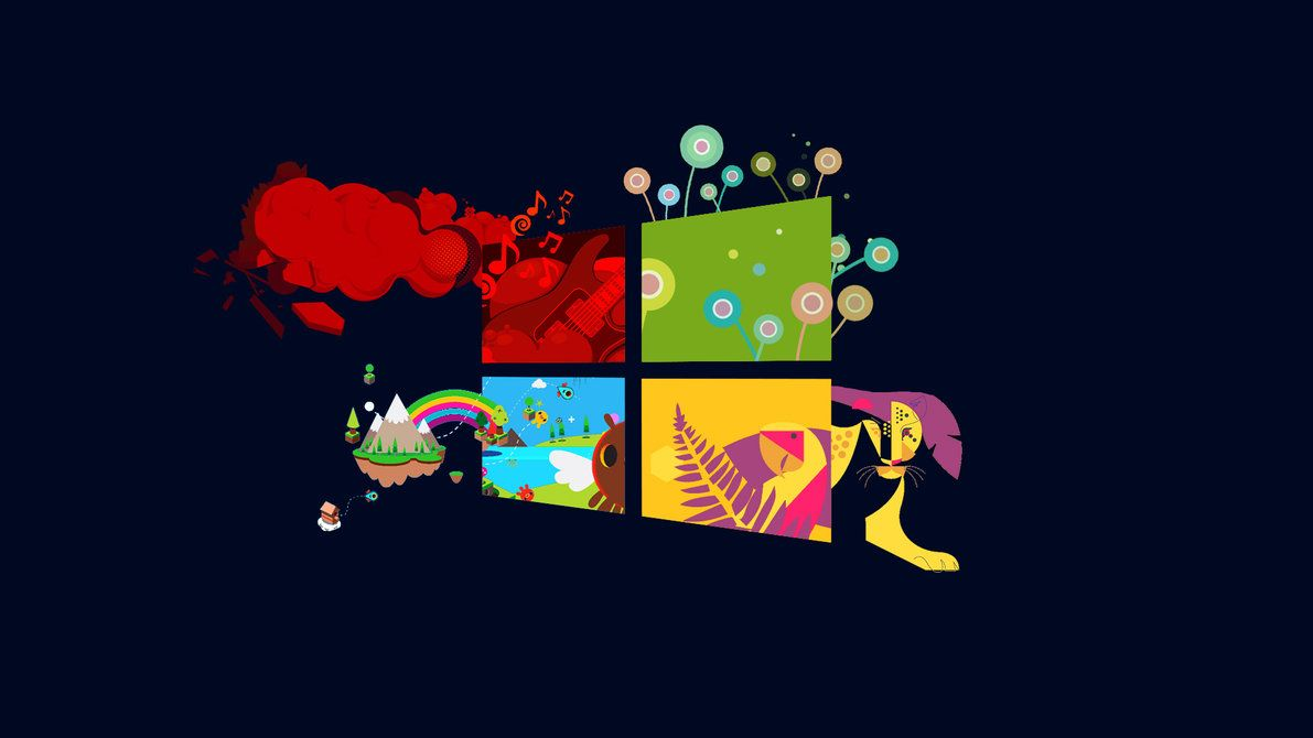 Technology Management Image: Are You Looking For Windows Professional HD Wallpapers