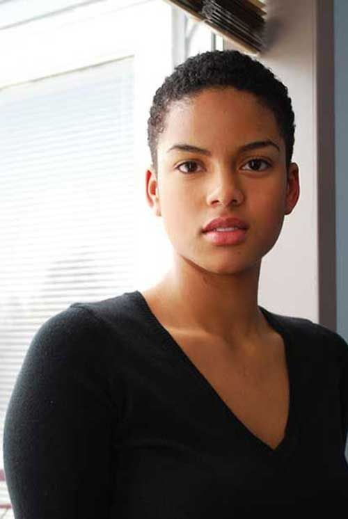 Terrific 1000 Images About Black Women Short Hairstyles On Pinterest Hairstyle Inspiration Daily Dogsangcom
