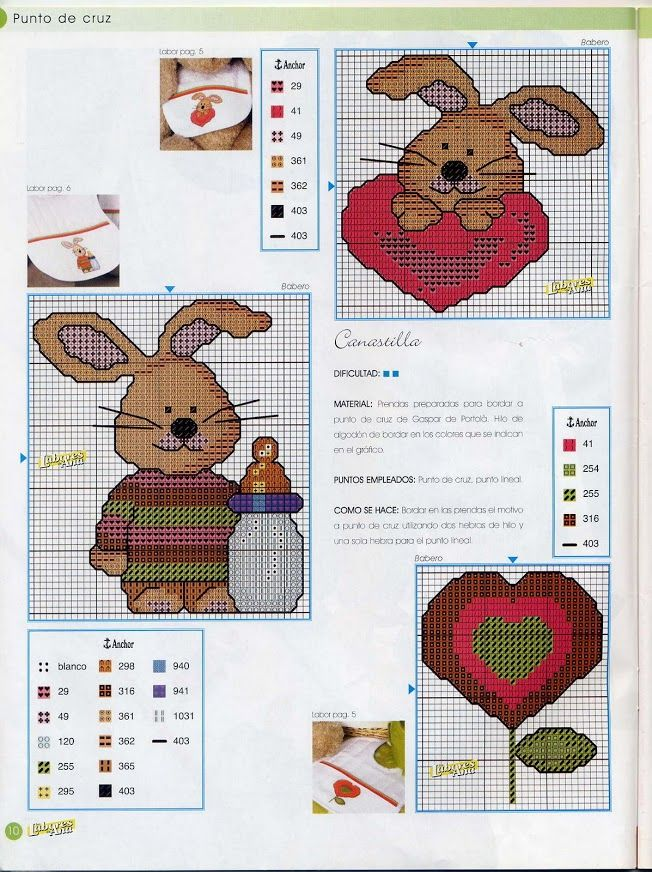 solo patrones px de bebes | punto de cruz | Pinterest | Es facil ...