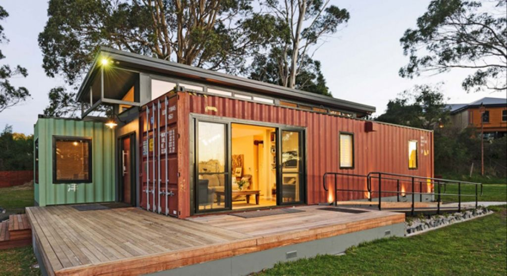 Sea Container Home Designs Shipping Container House