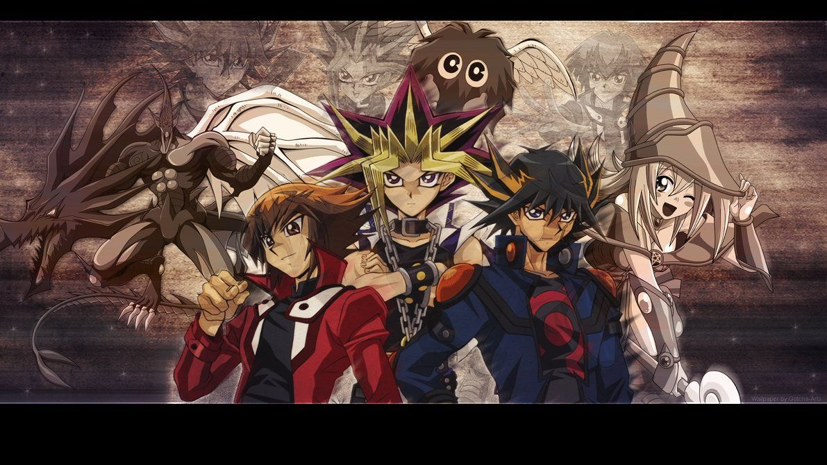Yu Gi Oh Wallpaper Hd Wwwwallpaper Free Downloadcom