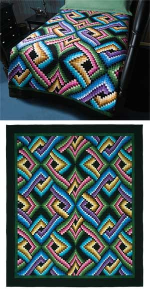 MYSTIC NIGHTS QUILT PATTERN... I really, really, really love this ... : lockwood quilts - Adamdwight.com