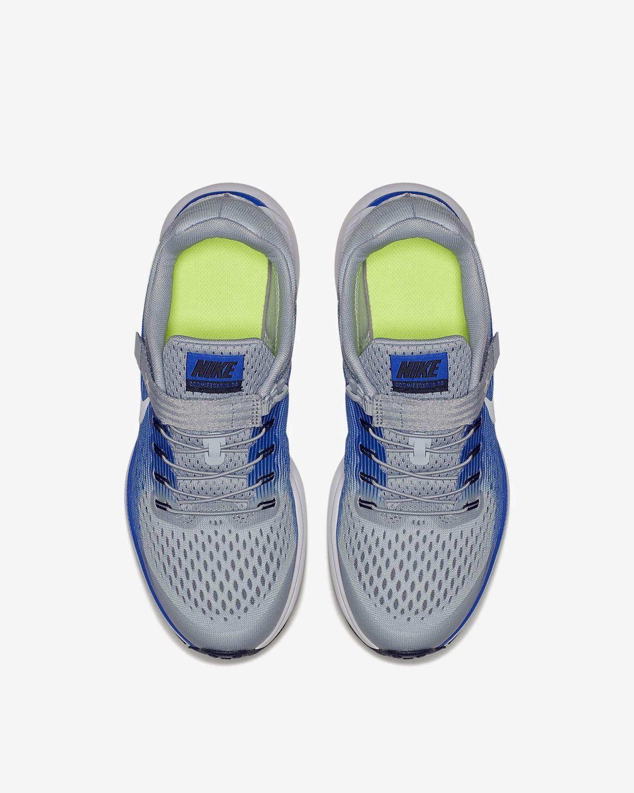 bbfd072039292 Nike Zoom Pegasus 34 FlyEase Big Kids  Running Shoe by Nike in 2018 ...