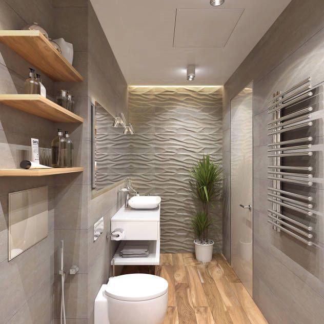 12 badkamer tegels ideeën | Toilet, Cloakroom ideas and Bath