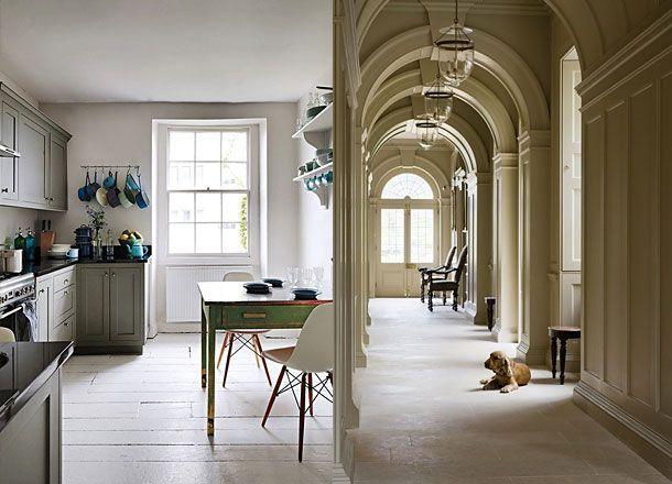 Interior Design Styles Georgian