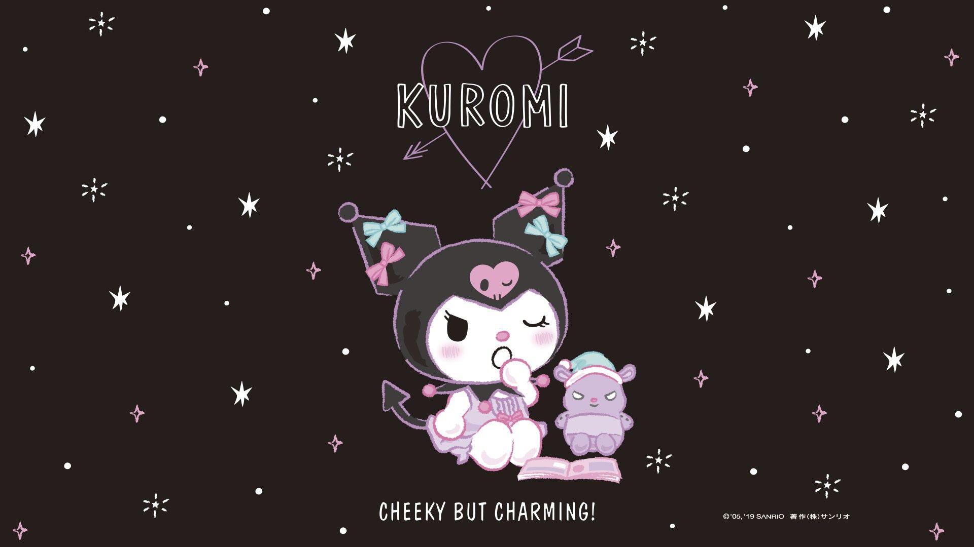 Kuromi Wallpaper In 2020 Sanrio Wallpaper Hello Kitty Hello Kitty Birthday