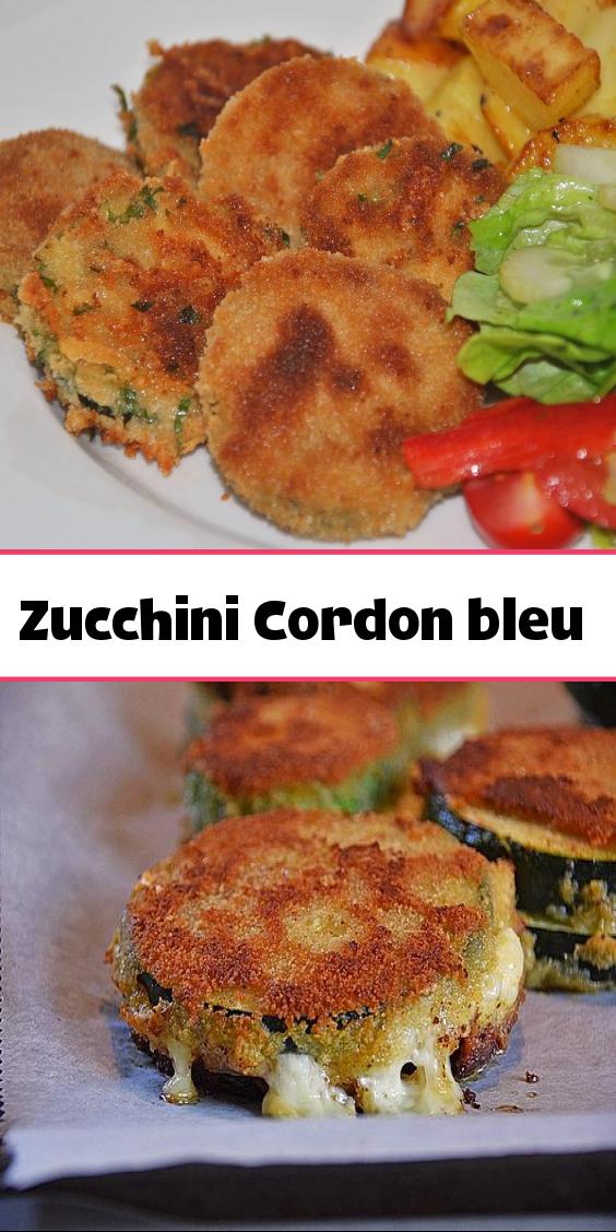 Photo of Zucchini-Cordon bleu – finally a recipe for which you need a large zucchi …