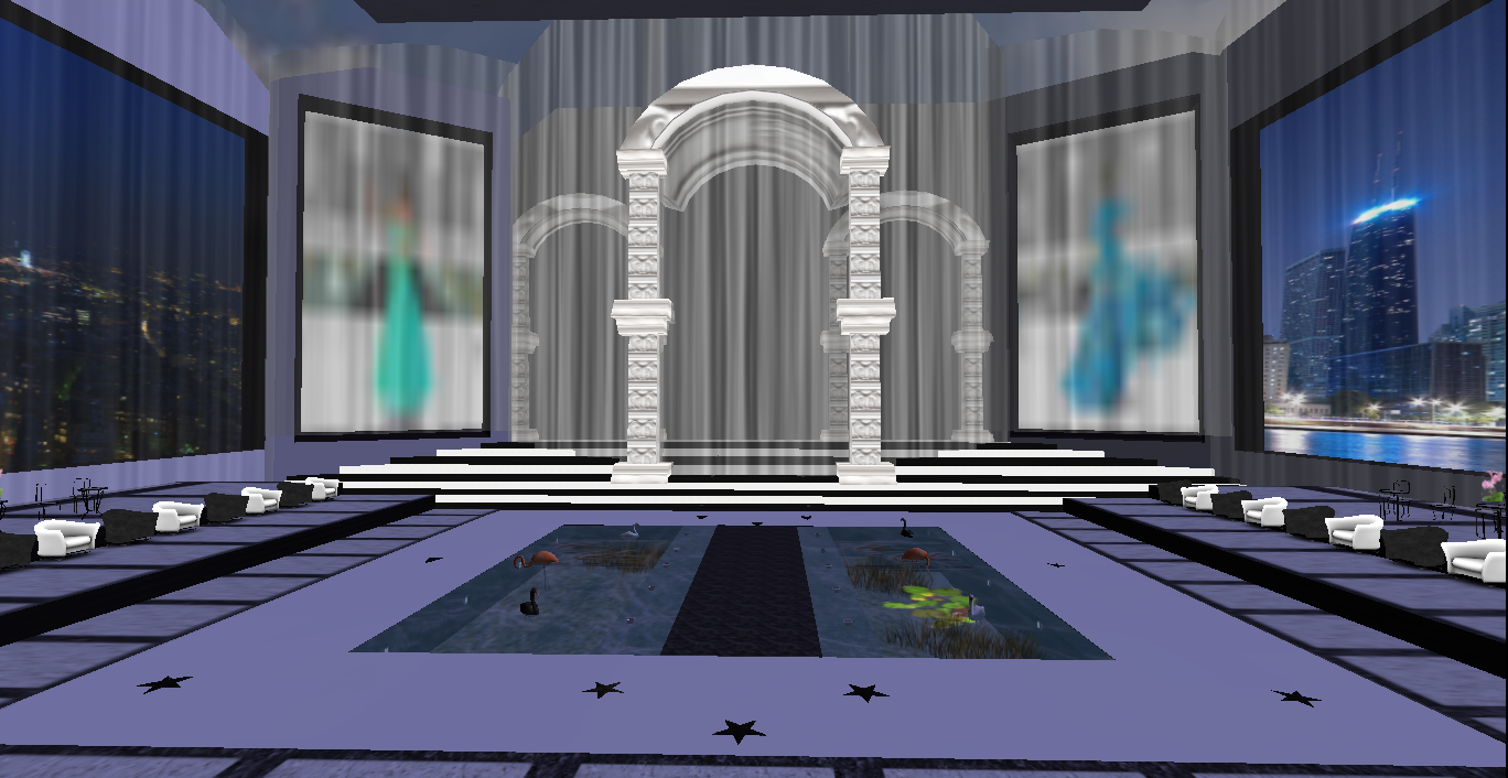 Fashion runway stage design google search fashion - Fashion show stage design architecture plans ...
