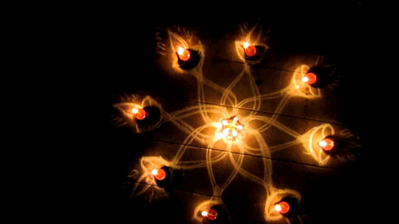 A Deep Or Deepam Is Oil Lamp Used At Homes And In Temples For Light During Special Ceremonies Like Deepavali