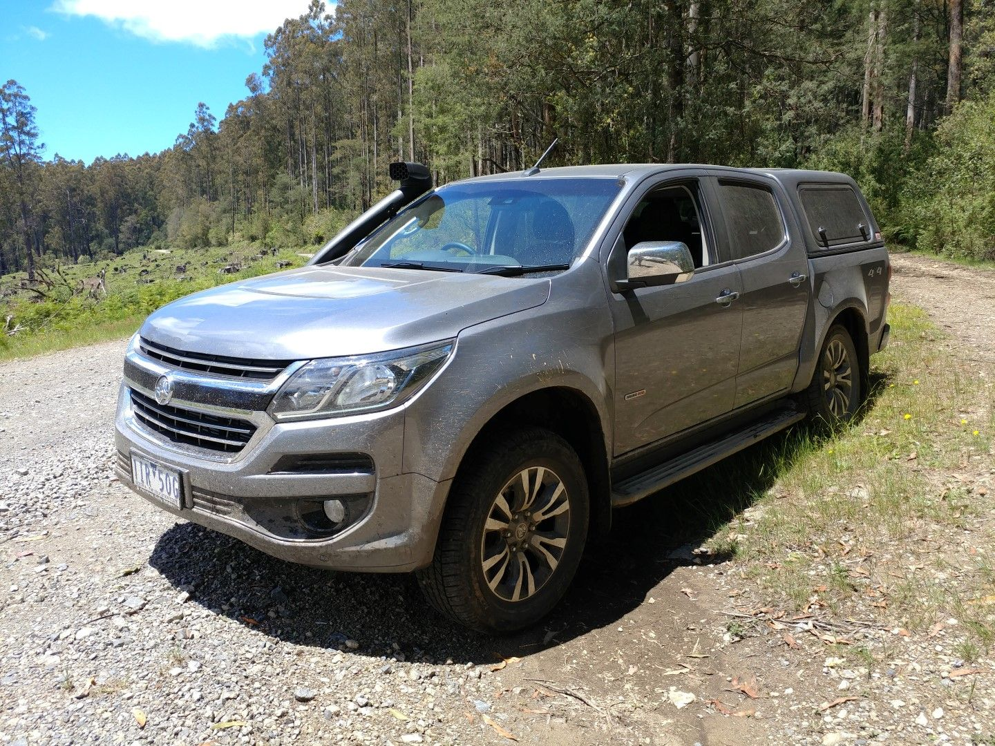 my17 holden colorado arb canopy - @4x4_photos | holden colorado