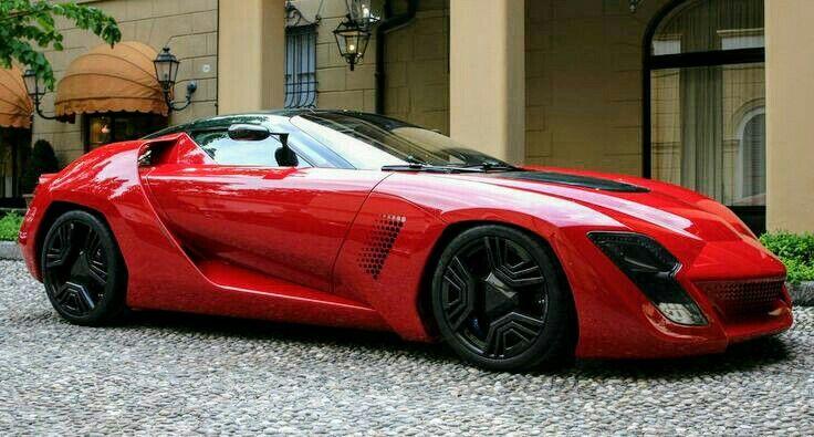 bertone mantide bertone mantide corvette cars sport cars. Black Bedroom Furniture Sets. Home Design Ideas